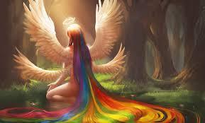 Angel-Hair Wings
